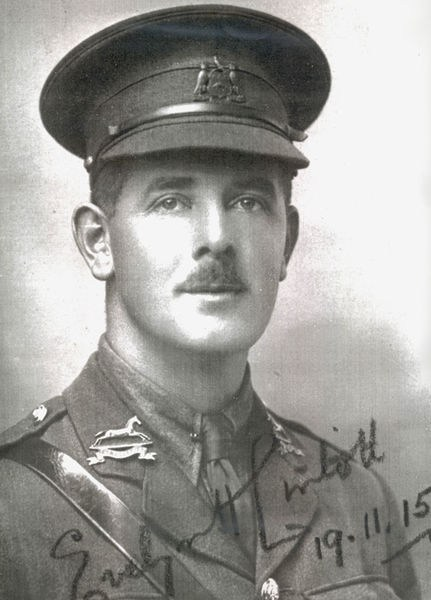 Profile picture for Evelyn Henry Lintott