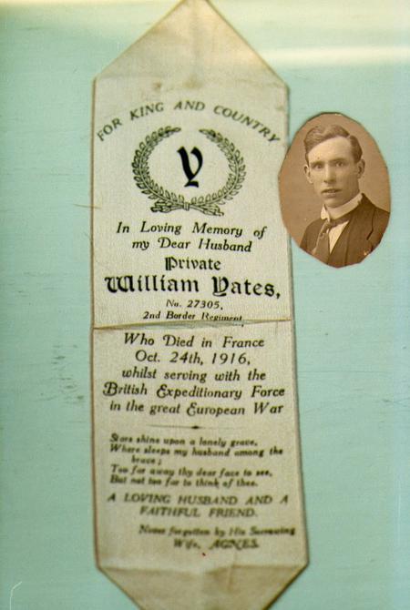 Profile picture for William Yates