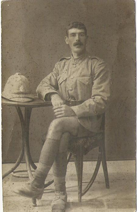 Profile picture for Bertie Histed