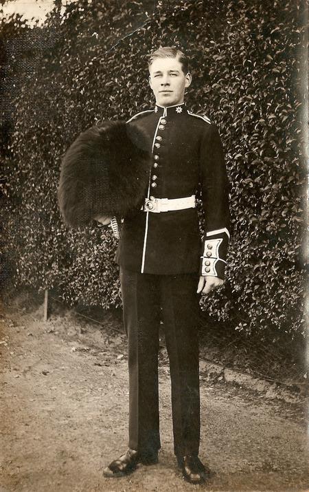 Frederick J Richardson - Coldstream Guards