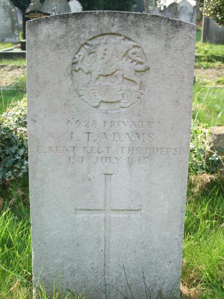 Profile picture for John Thomas Adams