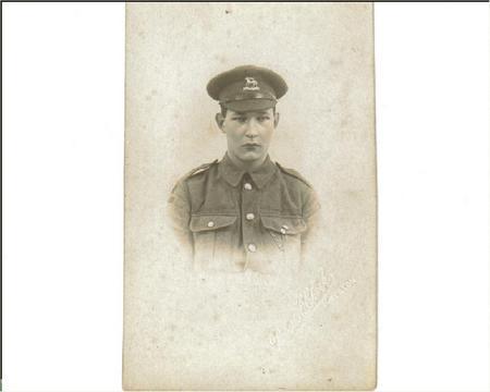 Profile picture for Bertram Arthur Woodcock