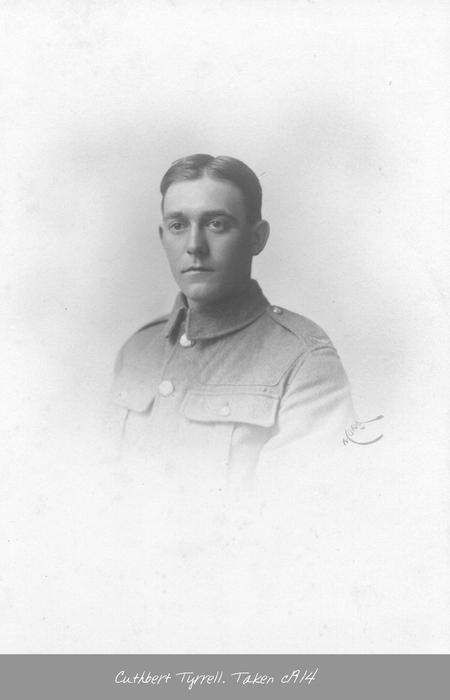 Profile picture for Cuthbert Harry Tyrrell