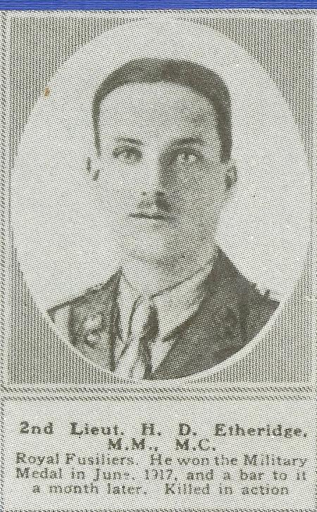 Profile picture for Hugh Dimsdale Etheridge