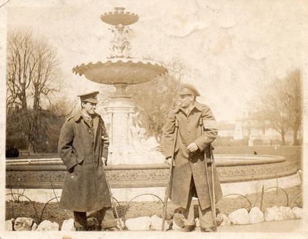 Henry Cullen Phillips & comrade.