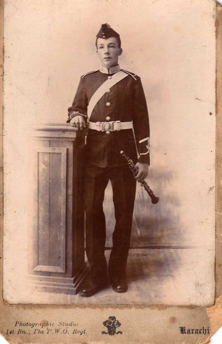 Profile picture for Albert Victor Wallace Beeton