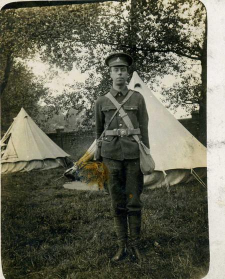 Nathaniel Edward Sanger 1915