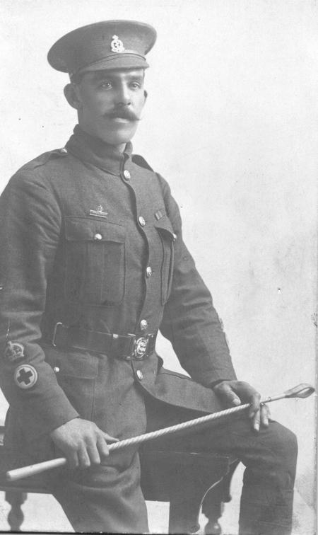 QMS Robert Smith, RAMC