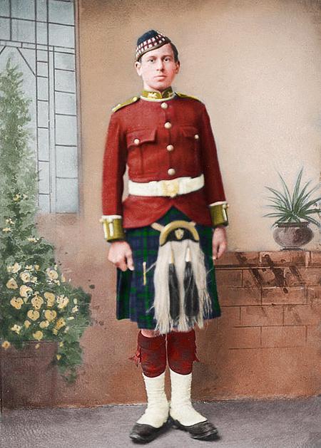 Profile picture for William Sandison