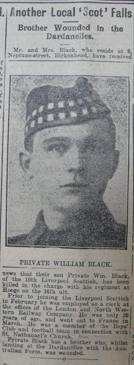 Profile picture for William Black