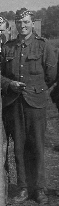 A/Lance Corporal George Scott