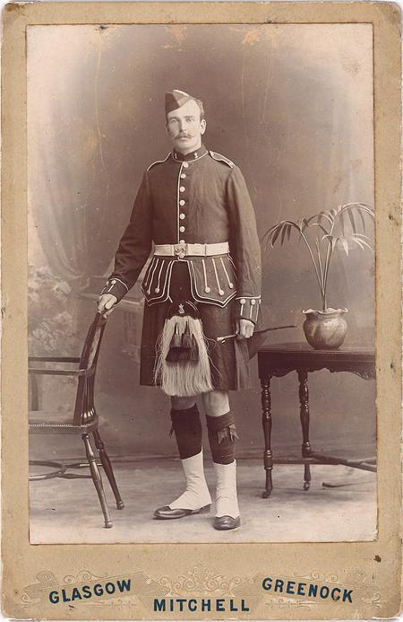 Profile picture for James Alexander Craigie