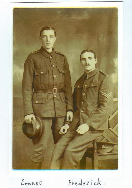 Profile picture for Ernest Brocklehurst