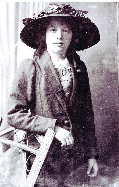 Amy Matilda White