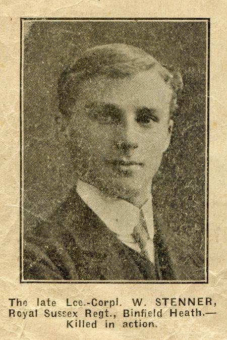 Profile picture for William George Stenner