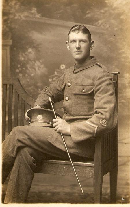 Profile picture for Otto Frederick G Gatland