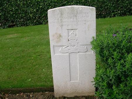 Military Headstone