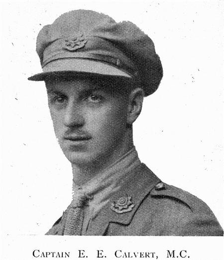 Profile picture for Edward Eric Calvert