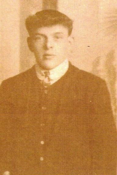 Profile picture for Edmund Barrett