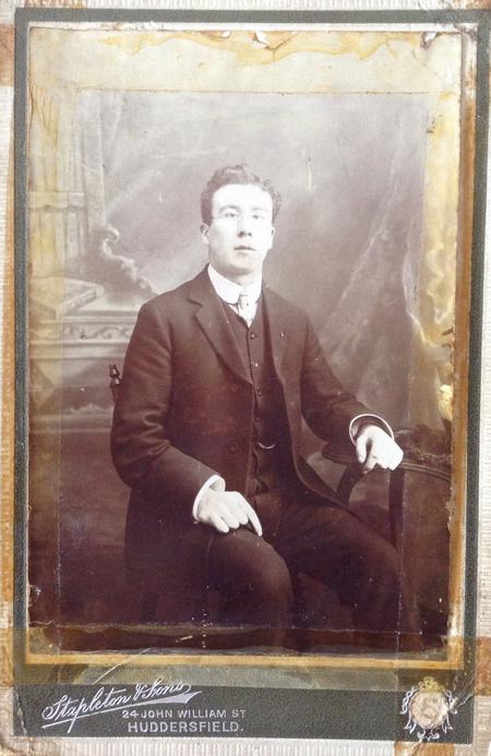Profile picture for Frank Gilbert Kilner
