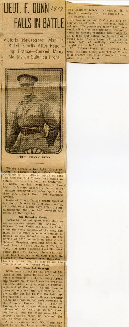 The Daily Colonist, Oct. 7, 1917
