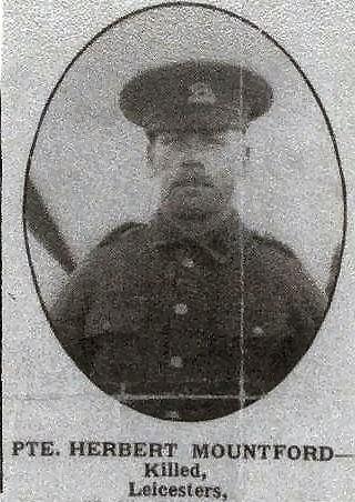 Profile picture for Herbert Mountford