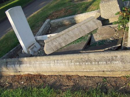 The Grave of Arthur Lyon Anderton