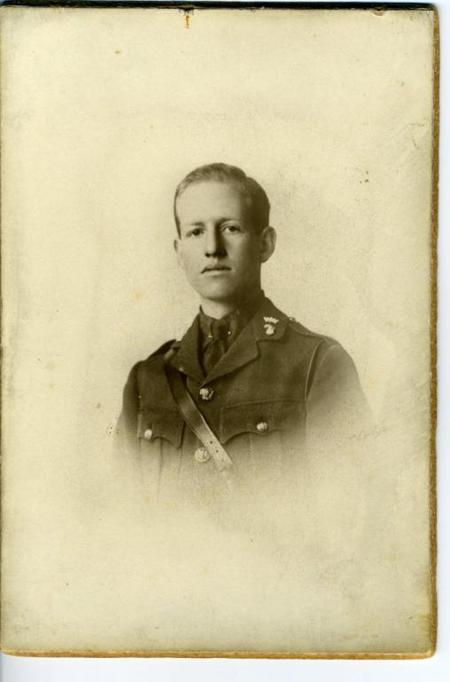 Geoffrey Shillington Cather