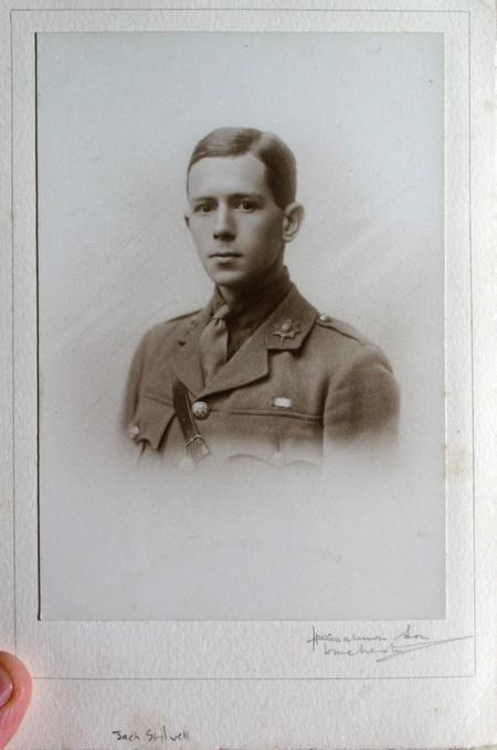 Profile picture for John Grant Stilwell