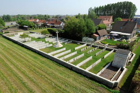 Brandhoek Cemetery