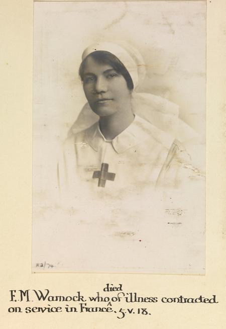 Profile picture for Elizabeth Mcmath Aka Daisy Warnock