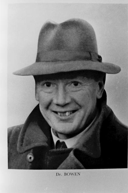 Dr. E.J.Bowen