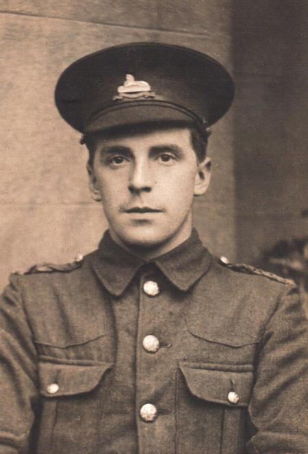 Profile picture for Ernest Edward Harrison