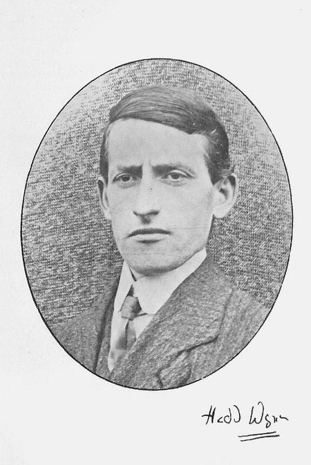 Profile picture for Ellis Humphrey Evans - Hedd Wyn