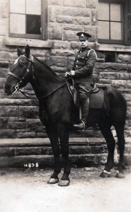Profile picture for Frederick Horace Dodd