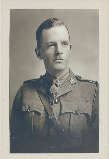 Profile picture for George Geoffrey May