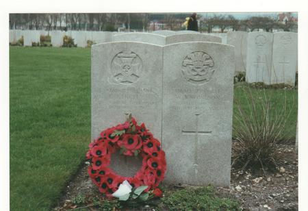 Rifleman Edward James higley