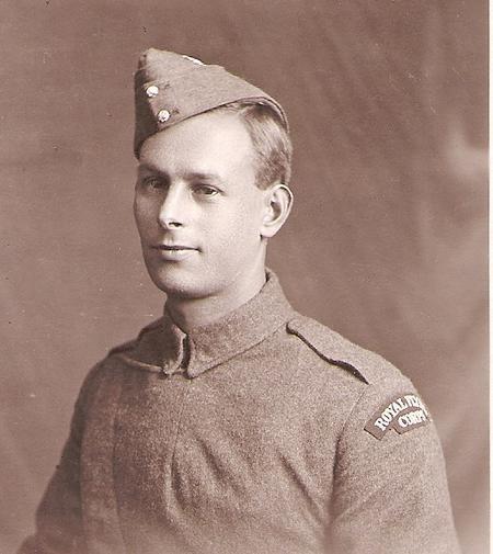 Profile picture for Ernest James Harding