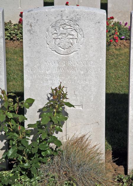 Terlincthun British Cemetery, France