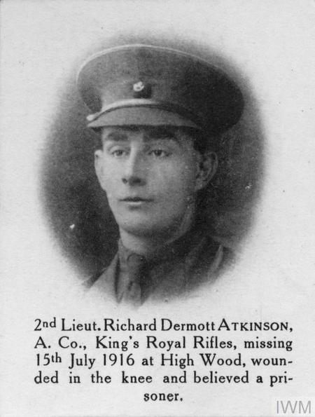Profile picture for Richard Dermott Atkinson