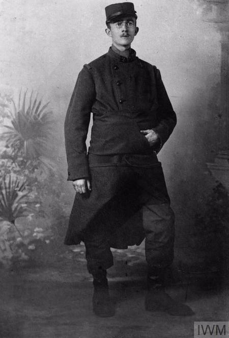 Lieutenant John Woodhall Marshall MC
