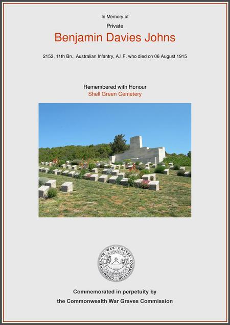Shell Green Cemetery