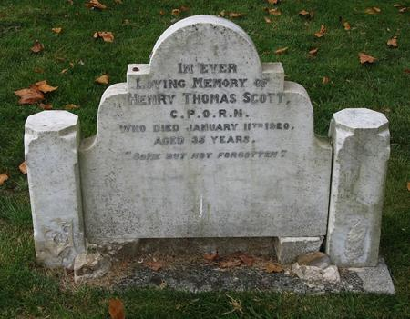 Profile picture for Henry Thomas Scott