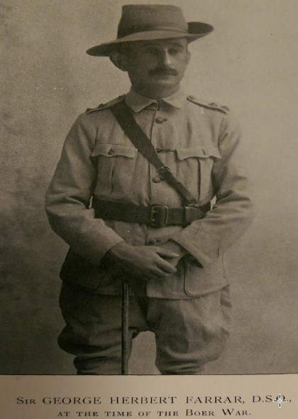 Profile picture for George Herbert Farrar