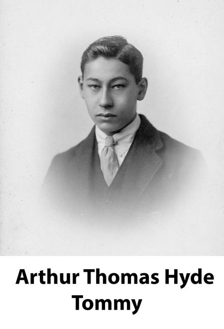 Profile picture for Arthur Thomas Hyde