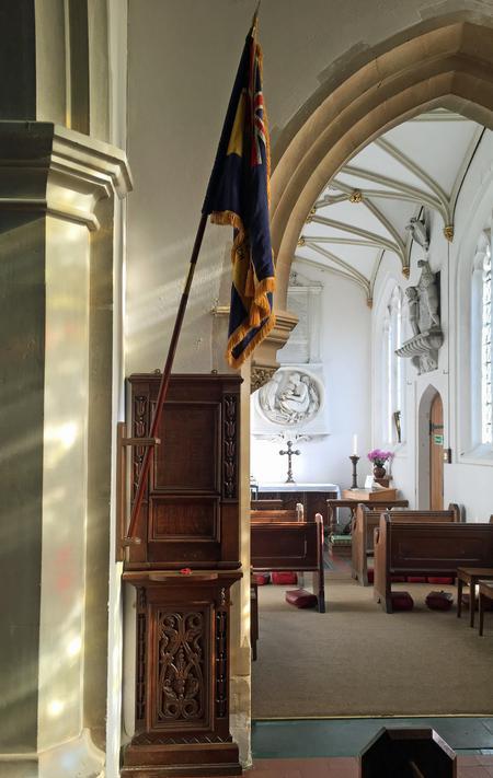 Little Gaddesden Church War Memorial