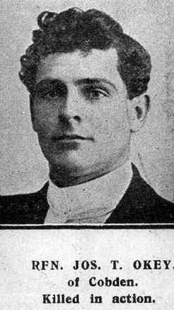Profile picture for Joseph Thomas Okey