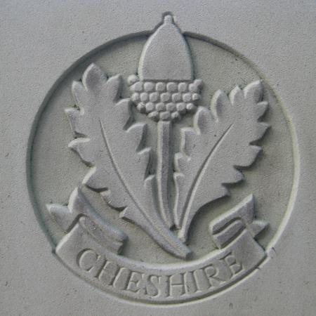 Cheshire Regiment