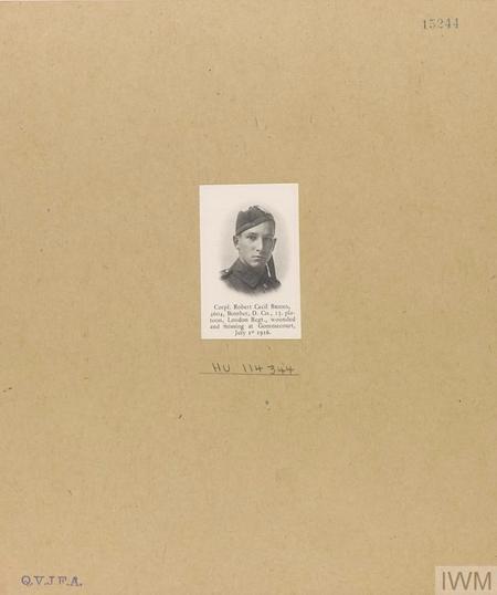 Profile picture for Robert Cecil Briggs