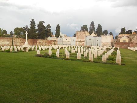 Taranto Town Cemetery Extension, Italy 1